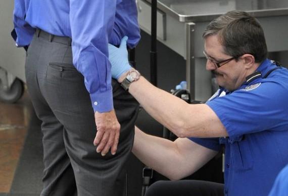 TSA Grabs Junk Denver