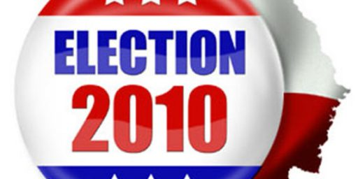 3rd Party Candidates in 2010