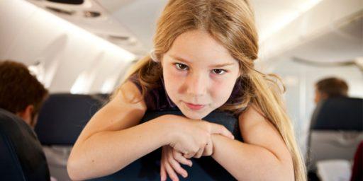 Child-Free Air Travel?