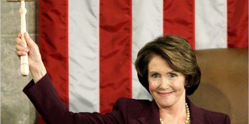 Nancy Pelosi Staying as Minority Leader
