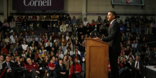 Young Voters Feel Abandoned By Obama
