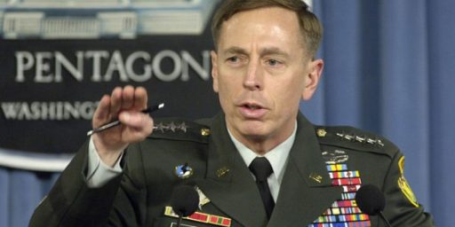 "Petraeus ""Astonished"" At Karzai's Position On U.S. Troops"