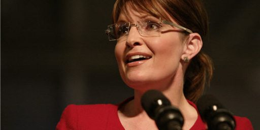 60% Of Voters Wouldn't Even Consider Voting For Sarah Palin For POTUS