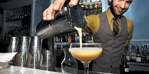 Party Snobbery:  If You Can't Afford to Hire a Bartender . . .