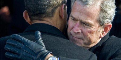 Obama Less Popular Than Bush?!