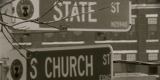 John F. Kennedy, Sarah Palin, And Separation Of Church And State