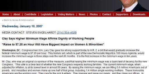 Raise The Minimum Wage!  Be My Unpaid Intern!