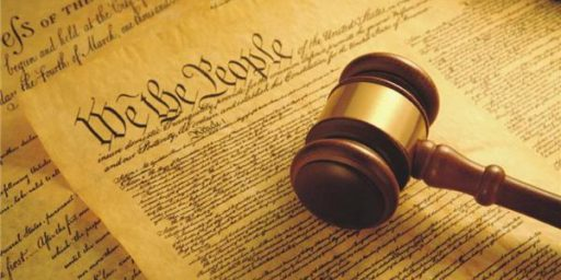 Constitution: An Invitation to Struggle