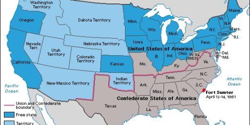 History 101:  Tariffs, Secession and the General Politico-Economics of Slavery