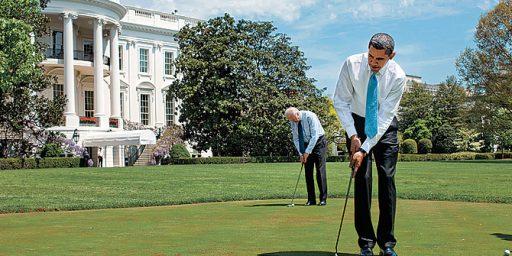 Unity: Obama Open To Golfing With Boehner