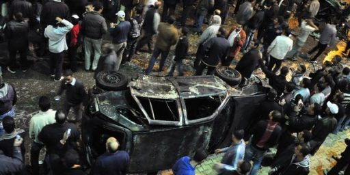 Anti-Christian Terrorism:  Blame Bush!?