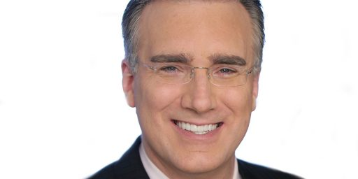 Keith Olbermann Fired from MSNBC