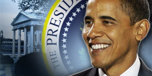 Rasmussen: Obama Job Approval At Highest Level In 15 Months