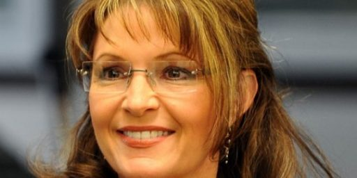 46% Of Sarah Palin Supporters Say They'd Vote Third Party If She Lost GOP Nomination
