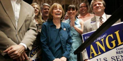 Sharron Angle Is Running For Senate Again