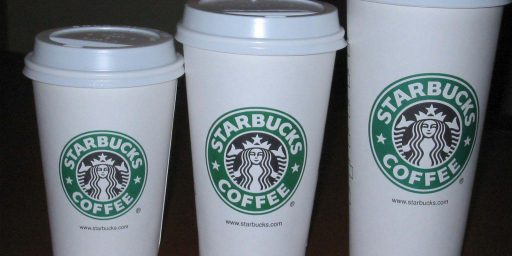 Starbucks Rolling Out A Really Big Cup Of (Iced) Coffee