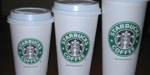 NBC's Rogue Sochi Starbucks