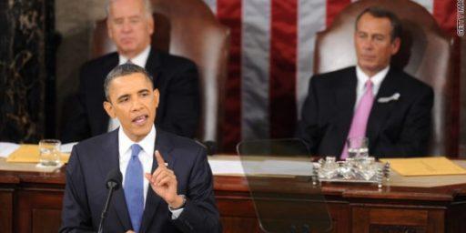 SOTU Instant Polls Show Success For Obama