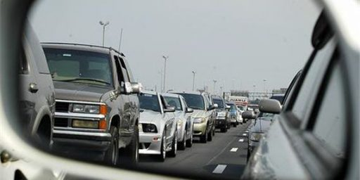 Traffic Costs Americans $121 Billion Annually
