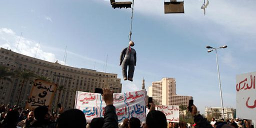 Egyptian Opposition: No Negotiations Until Mubarak Leaves