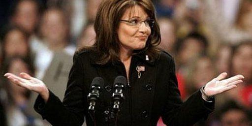 Sarah Palin's Research Team: Bristol, A Laptop, And The Google