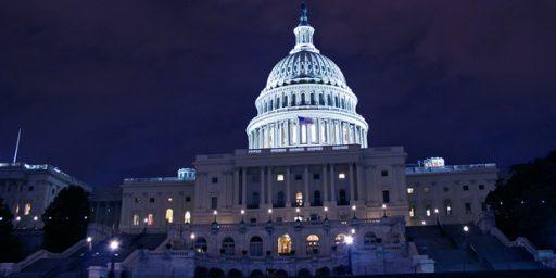 GOP Senator Says He Won't Support House Budget Bill
