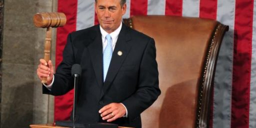 Bad News For The Boehner Plan: CBO Says It Only Cuts $850 Billion Over Ten Years