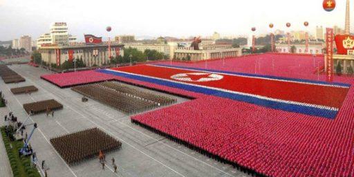 North Korea Begging The World For Food