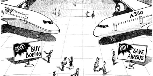 Transatlantic Plane Wars