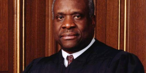 Justice Thomas To Hit Five-Year Anniversary Of Silence On Bench