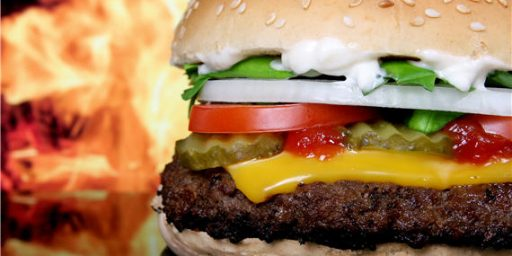 Calorie Counts On Menus Don't Seem To Influence Food Choices