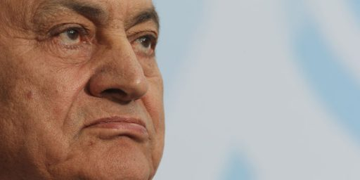 Mubarak Out? Yes, But Not Necessarily Right Away