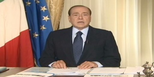 Italian Prime Minister Indicted On Underage Prostitution Charges