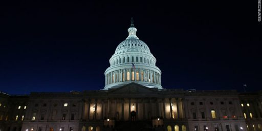 Senate Votes To Reauthorize PATRIOT Act, But Only For Three Months
