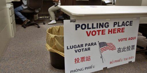 How not to Win Hispanic Votes