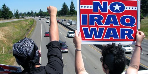 Majority Of Americans Say U.S. Should Not Have Invaded Iraq