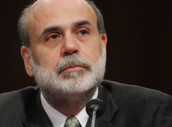 Bernanke likely leaving federal reserve in 2014 for Chair of the fed game