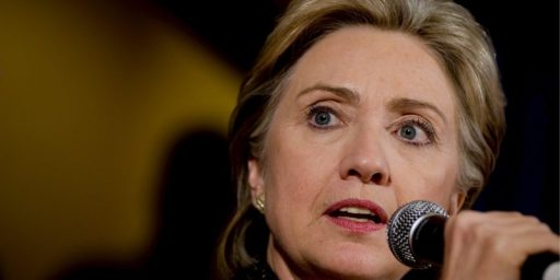 Hillary Clinton Was Against Unilateral Presidential Use Of Force Before She Was For It