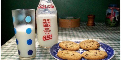 Low Levels Of Radiation Reach U.S. Milk Supply