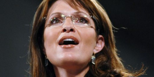 Sarah Palin Viewed Unfavorably By 60% Of The Public