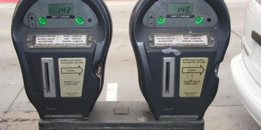 Congress Racks Up $15,000 In Unpaid D.C. Parking Tickets