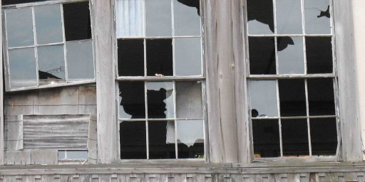 Earthquakes, Economists, And The Broken Window Fallacy