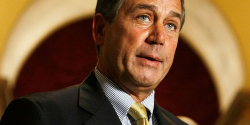 Disloyalty To Boehner May Cost One Congressman His District