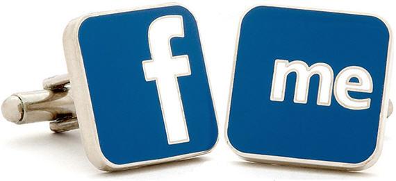 facebook-cufflinks
