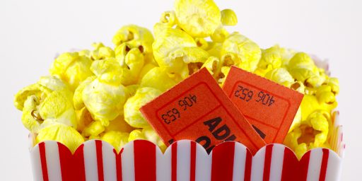 Movie Revenue From China To Surpass U.S. Market Within Ten Years