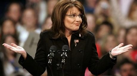 "Sarah Palin Claims Chris Christie Lacks ""Courage"""