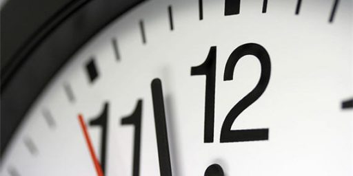 Daylight Saving Time History