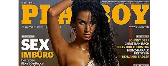 muslim actress receives death threats after posing in playboy