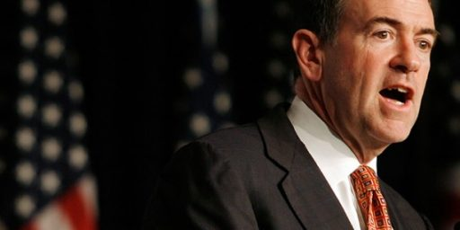 """Mike Huckabee: Obama Is """"Worthy"""" Of Impeachment"""