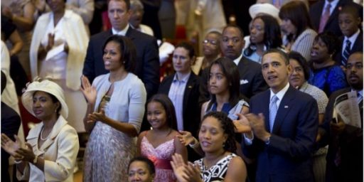 D.C. Church Receives Threats After Obama Easter Visit And Sean Hannity Rant